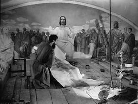 Innenrestaurierung der Kapuzinerkirche