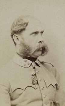 Portrait Erzherzog Karl Ludwig Joseph Maria von Österreich