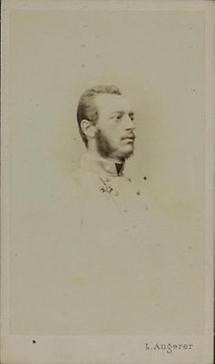 Portrait Erzherzog Joseph Karl Ludwig von Österreich