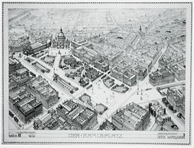 Entwurf zum Projekt Karlsplatz