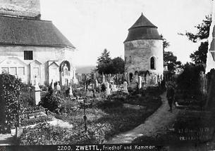 Friedhof Zwettl