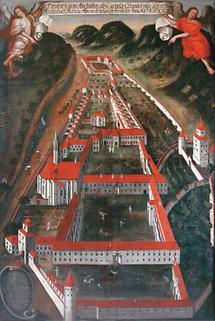 Klosterplan