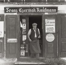 Kaufmann Franz Czermak
