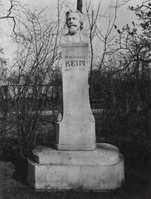 Denkmal Franz Keim