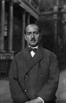 Portrait Hans Kelsen