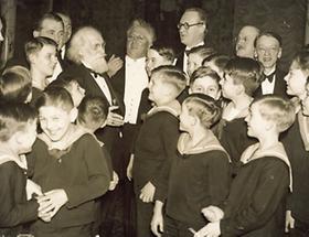 Wilhelm Kienzls 80. Geburtstag