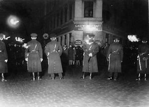 Demonstrationen der Nationalsozialisten