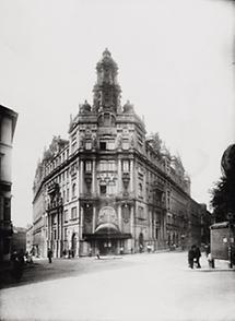 Das Apollo-Theater in Wien