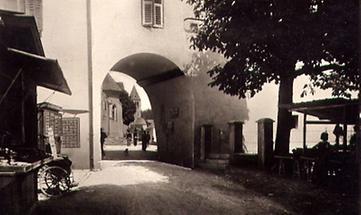 Stadttor von Kitzbühel