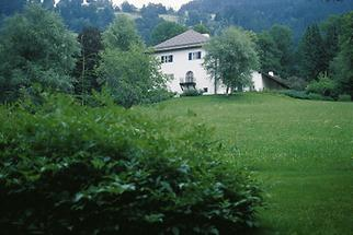Von Ernst Demar erbaute Villa für Julius Meinl