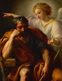 Traum des Heiligen Joseph