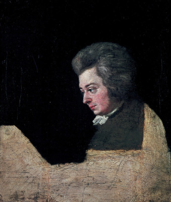 Wolfgang Amadeus Mozart, © IMAGNO/Austrian Archives