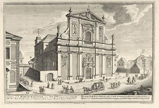 Wien: Dominikanerkirche