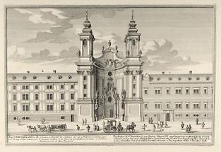 Die Kirche zu St. Dorothea