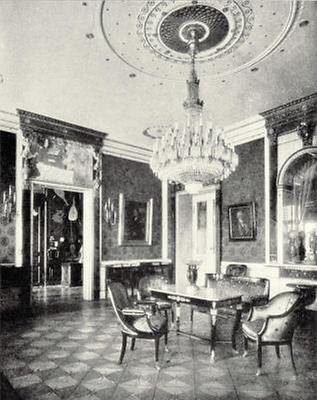 Der musiksalon von nikolaus dumba klimt gustav bilder for Innenarchitektur 1900