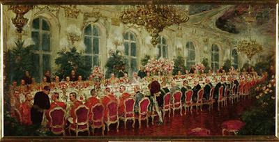 Gala dinner in Schönbrunn
