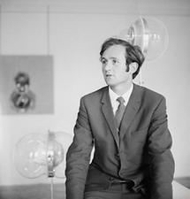 Der österreichische Künstler Cornelius Kolig (1)