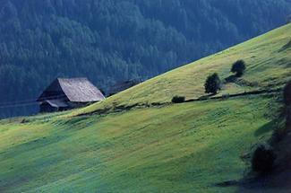 Bauernhof in den Niederen Tauern, Steiermark