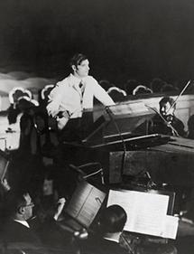Clemens Krauss mit den Wiener Philharmonikern