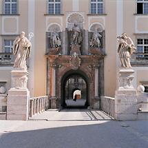 Benediktinerstift in Kremsmünster