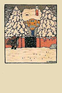 Wiener Werkstätte-Postkarte No. 629
