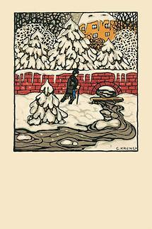 Wiener Werkstätte-Postkarte No. 763