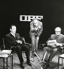TV-Konfrontation zwischen Koren und Kreisky