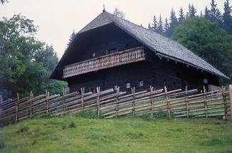 Peter Roseggers Geburtshaus in Alpl bei Krieglach (2)