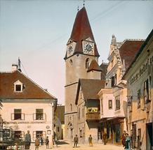 Hauptplatz in Krieglach