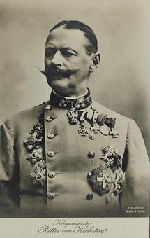 Alexander Ritter von Krobatin