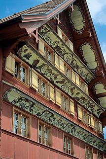 Holzhaus in Krumbach im Bregenzerwald