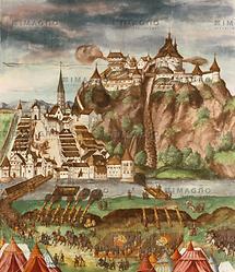 Belagerung der Festung Kufstein
