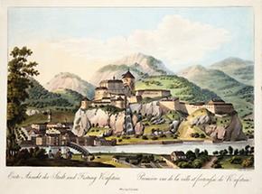 Stadt und Festung Kufstein