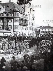 Einmarsch in Kufstein
