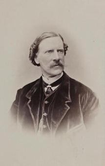 Portrait Friedrich Ferdinand Löwe