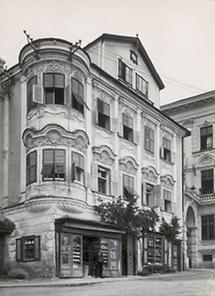 Lambach: Barockes Wohnhaus am Klosterplatz