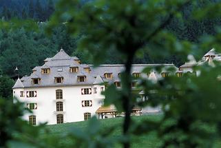 Das Hotel A-ROSA in Kitzbühel