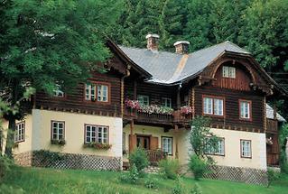 Forsthaus in der Langau