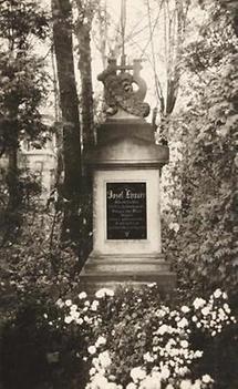 Ehrengrab von Josef Lanner