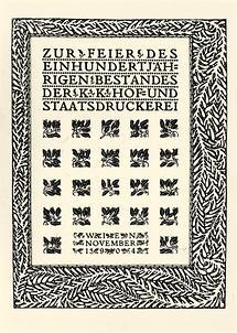 Titelseite Festschrift