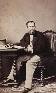 Portrait Heinrich Laube