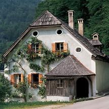 Bauernhaus im Salzkammergut