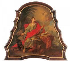 Johannes Evangelist auf Patmos