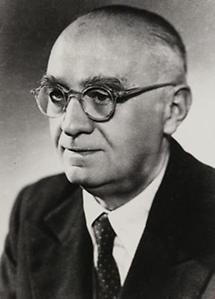 Automobilkonstrukteur Hans Ledwinka