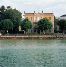 Die Lehar-Villa in Bad Ischl