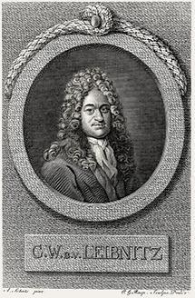 Gottfried Wilhelm Frh. von Leibniz