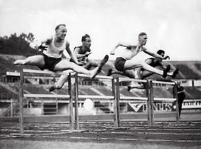Leichtathletikkampf Österreich-Holland