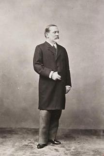 Industrieller Friedrich von Leitenberger