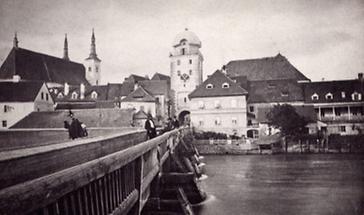 Murbrücke in Leoben