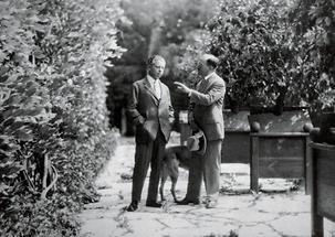 Max Reinhardt und Hugo von Hofmannsthal